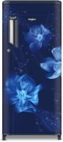 Whirlpool 190 L Direct Cool Single Door 3 Star Refrigerator(SAPPHIRE, 205 IMPC PRM 3S SAPPHIRE MAGNOLIA)