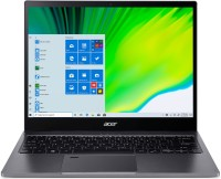 Acer Spin 5 Core i5 10th Gen - (16 GB/512 GB SSD/Windows 10 Home) SP513-54N-59QE 2 in 1 Laptop(13.5 inch, Steel Gray, 1.2 kg)