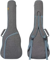 kanha hub Electric Guitar Bag Padded Electric Guitar Gig Bag Case Padding Dual Adjustable Shoulder Strap Electric Guitar Case Guitar Bag