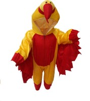Kaku Fancy Dresses Bird Kids Costume Wear