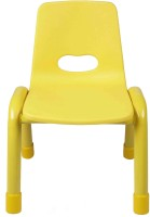 View Ventura Plastic Chair(Finish Color - Yellow) Furniture (Ventura)