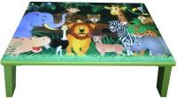 View Kidoz Animal Solid Wood Study Table(Finish Color - Green) Furniture (Kidoz)