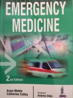 Emergency Medicine(English, Paperback, Mehta Arjun)