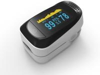 Naulakha CuroMed NI/708 Pulse Oximeter Pulse Oximeter(Black & White)