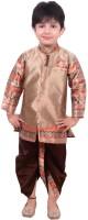 Arshia Fashions Self Design Sherwani