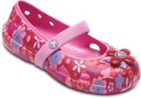 CROCS Girls Slip-on Flats(Multicolor)