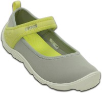 Crocs Girls Slip on Sneakers(Grey)