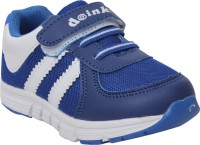 Doink Boys Slip on Casual Boots(Blue)