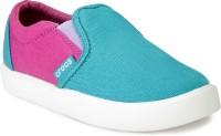 Crocs Boys Slip on Sneakers(Blue)