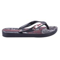 Ipanema Boys Slipper Flip Flop(Black)