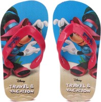 Disney Girls Slipper Flip Flop(Pink)