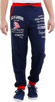 Fizzi Track Pant For Boys(Dark Blue Pack of 1)