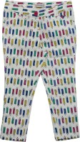 FS Mini Klub Track Pant For Girls(Multicolor Pack of 1)