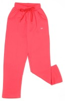 Monte Carlo Track Pant For Girls(Red Pack of 1)