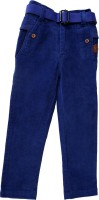 Noddy Track Pant For Boys(Blue Pack of 1)