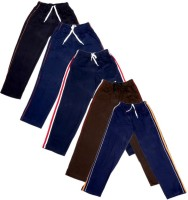 IndiWeaves Track Pant For Boys & Girls(Blue Pack of 5)