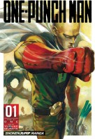 One-Punch Man, Vol. 1(English, Paperback, ONE)