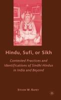 Hindu, Sufi, or Sikh(English, Hardcover, Ramey S.)
