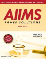 AIIMS PGMEE SOLUTIONS MAY 2018(Paperback, Ashish Amit)