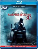 Abraham Lincoln: Vampire Hunter 3D(3D Blu-ray English)