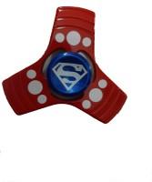 Shivsoft super logo 3 sided red spinner(Red)