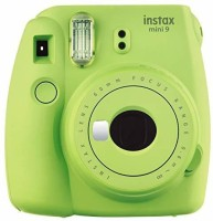 FUJIFILM Instax Mini 9+ Instax Mini 9+ Instant Camera(Green)