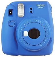 FUJIFILM Instax Mini 9+ Instax Mini 9+ Instant Camera(Blue)