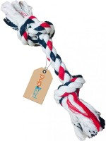 PUPKART Durable Dog Chew Rope Toy for Small Dogs,Multicolor rope toys Cotton Chew Toy For Dog