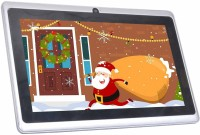 Prabhak E5 Android 1 GB RAM 16 GB ROM 7 inch with Wi-Fi Only Tablet (Silver)