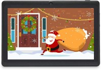 Prabhak E5 Android 1 GB RAM 16 GB ROM 7 inch with Wi-Fi Only Tablet (Black)