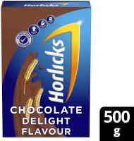 HORLICKS Chocolate Delight Flavor(500 g)