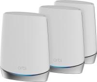 NETGEAR RBK753 4200 Mbps Mesh Router(White, Tri Band)