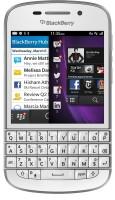 (Refurbished) Blackberry Q10 (White, 16 GB)(2 GB RAM)