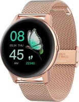 French Connection Touch screen smartwatch with extra belt Smartwatch(Multicolor Strap, Free Size)