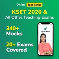 Gradeup KSET Mocks Test Preparation(Voucher)