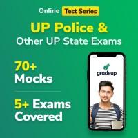Gradeup UP Police Mocks Test Preparation(Voucher)