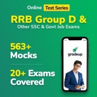 Gradeup RRB Group D Mocks Test Preparation(Voucher)