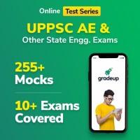 Gradeup UPPSC AE CE Mocks Test Preparation(Voucher)