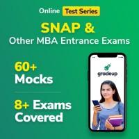 Gradeup SNAP Mocks Test Preparation(Voucher)