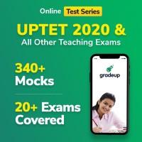 Gradeup Uttar Pradesh TET Mocks Test Preparation(Voucher)