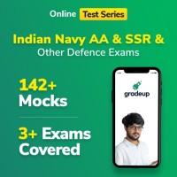 Gradeup Indian Navy SSR Mocks Test Preparation(Voucher)