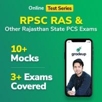 Gradeup RPSC RAS Mocks Test Preparation(Voucher)