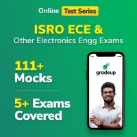 Gradeup ISRO Electronics Mocks Test Preparation(Voucher)