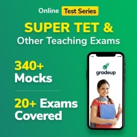 Gradeup SUPER TET Mocks Test Preparation(Voucher)