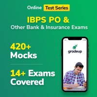 Gradeup IBPS PO Mocks Test Preparation(Voucher)