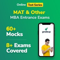 Gradeup MAT Mocks Test Preparation(Voucher)