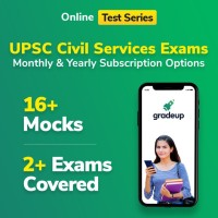 Gradeup UPSC Mocks Test Preparation(Voucher)