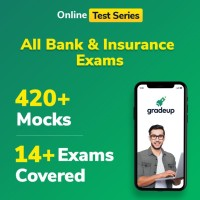 Gradeup Bank & Insurance Mocks Test Preparation(Voucher)