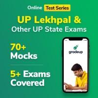 Gradeup UP Lekhpal Mocks Test Preparation(Voucher)