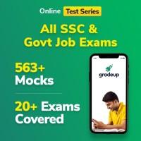 Gradeup SSC & Railways Mocks Test Preparation(Voucher)